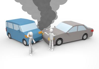 事故発生と通報