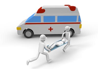 入院・治療と症状の固定